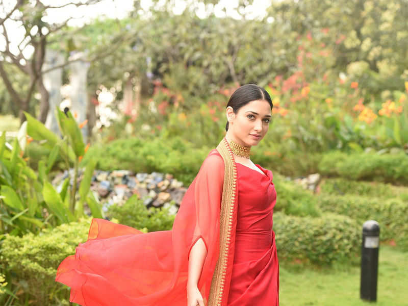 Now, many of my directors want me to physically transform for the character: Tamannaah