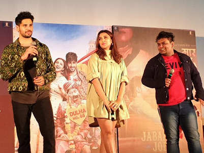 Parineeti - Sidharth open up on Kangana spat