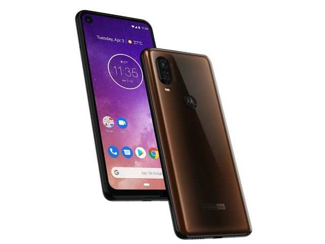 Motorola One Vision is now available in Bronze Gradient on Flipkart