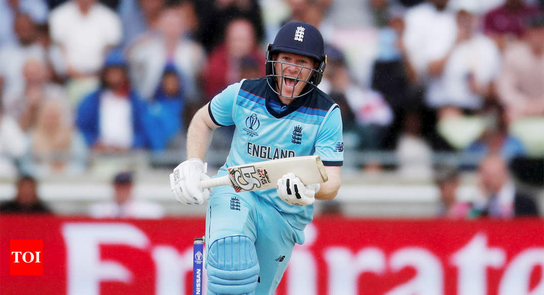 We have made dramatic improvement since 2015: Eoin Morgan