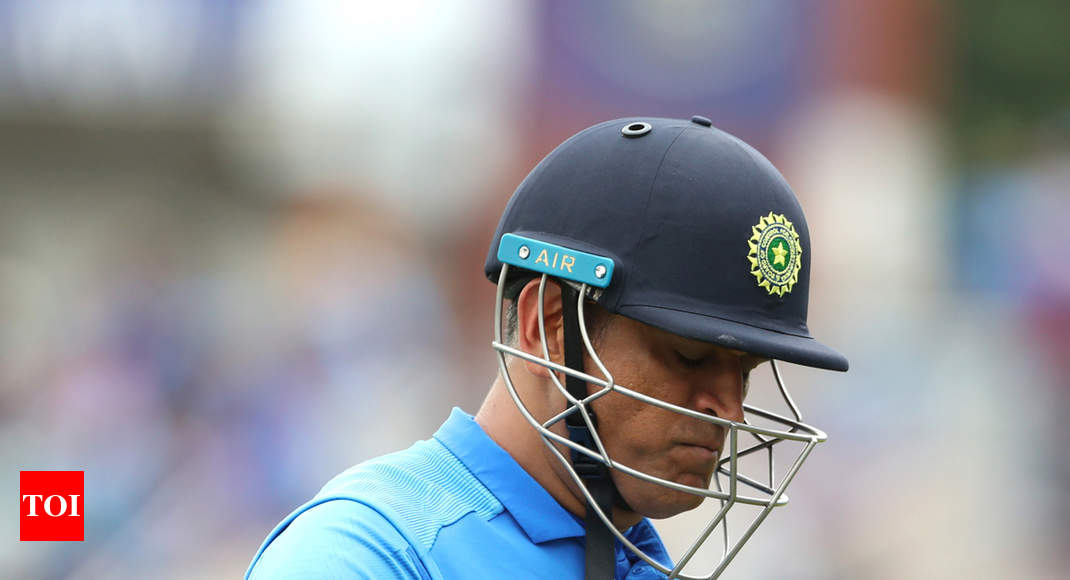MS Dhoni unlikely for West Indies tour amid retirement speculation? - Times of India thumbnail