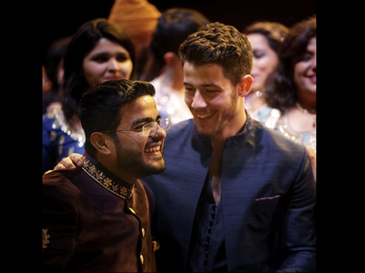 Pic: PC's birthday wish for brother Siddharth