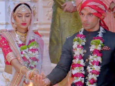 Netizens upset over Prerna-Bajaj's wedding