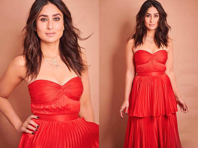 Kareena Kapoor's red hot avatar is melting internet