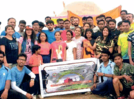 Trekkers in Aurangabad make the most of monsoon with a trek to Kalsubai