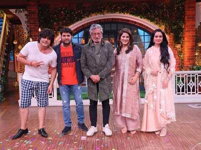 TKSS: Shakti Kapoor's 'accidental' meeting