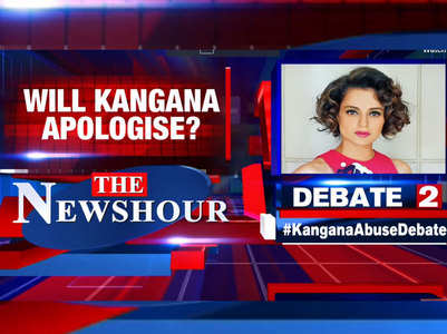 Watch: Will Kangana Ranaut apologize?