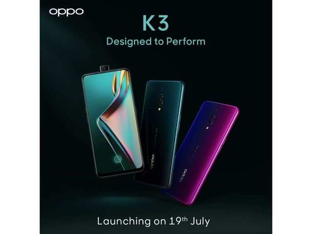 Oppo K3 set to launch on July 19 in India, Amazon teaser reveals