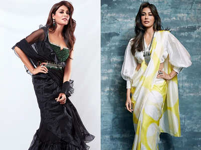5 times Chitrangda Singh took our breath away with her saris