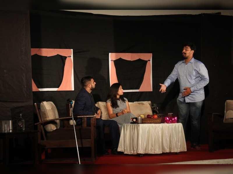 Nagpurians loved Hindi play GupShup