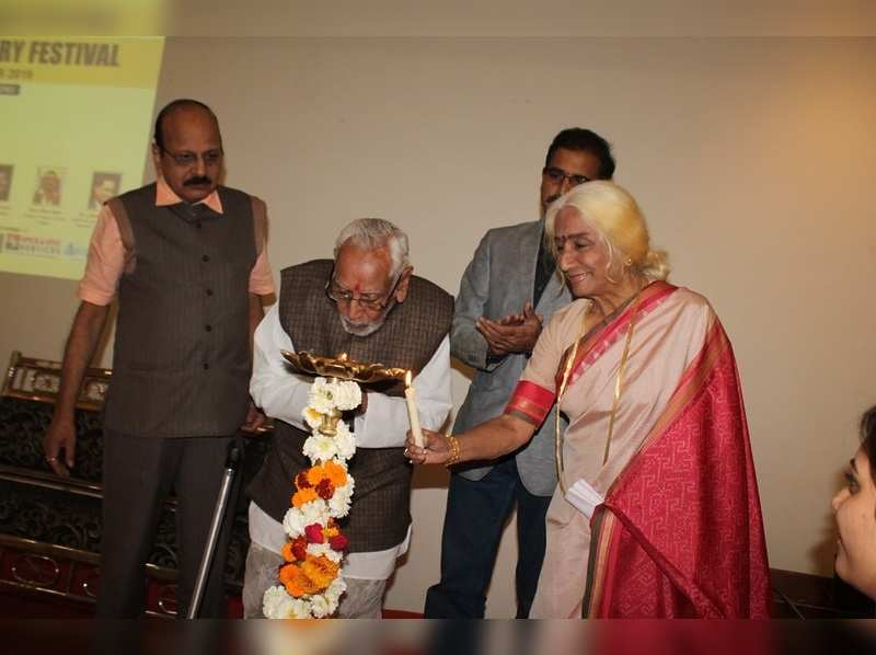 Literary festival in Nagpur was a big hit