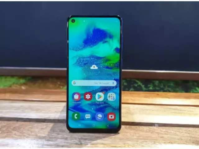 Samsung Galaxy M40 gets new software update to improve camera