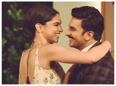 Ranveer's sweet gesture for wife Deepika