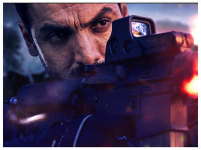 John Abraham's next titled, 'Attack'