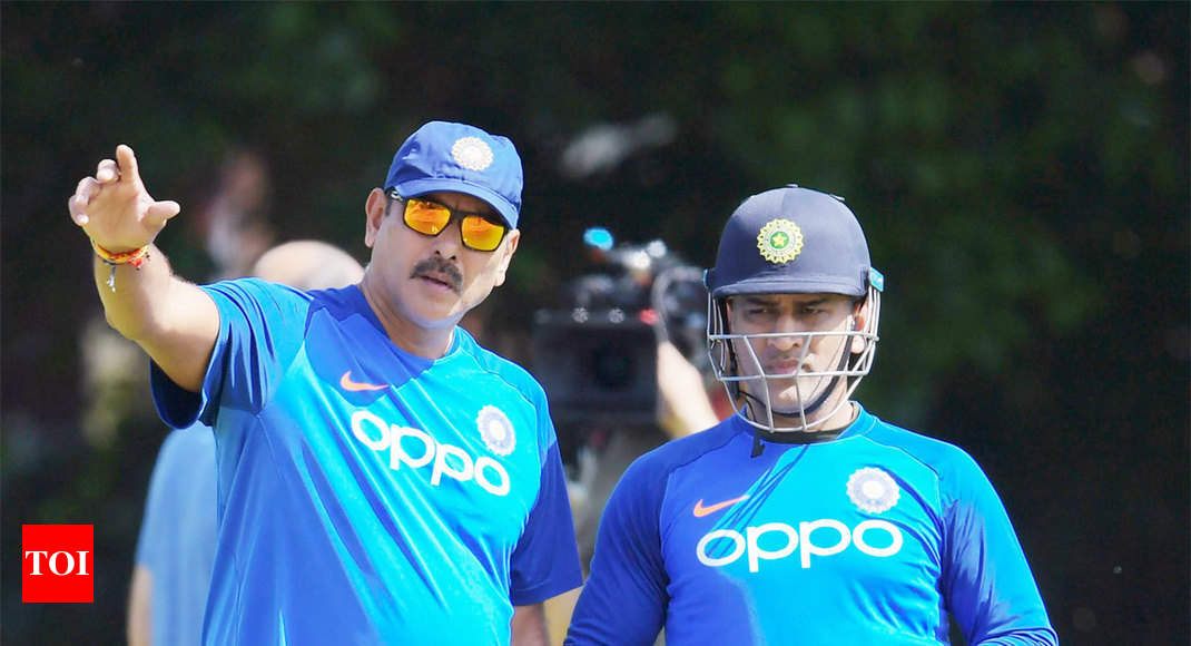 Icc World Cup Sending Ms Dhoni At No 7 Was A Team Decision Says Ravi Shastri