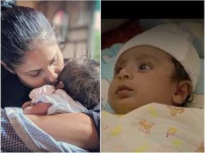 Chhavi shares adorable pic of son Arham