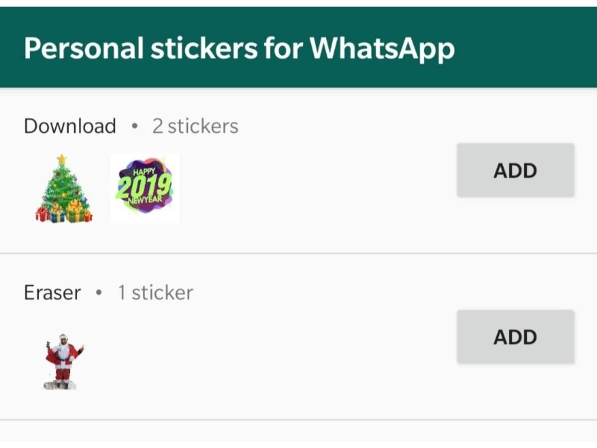 custom WhatsApp stickers: How to create your own personal WhatsApp