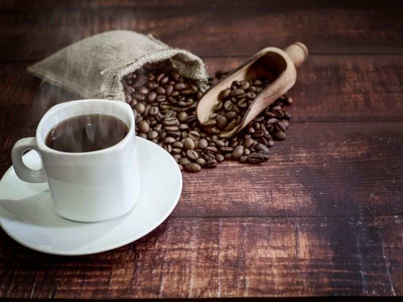 Quick Weight Loss: Coffee helps you in loosing weight instantly
