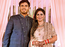 Vaibhav and Aditi's reception was a total Punjabi affair