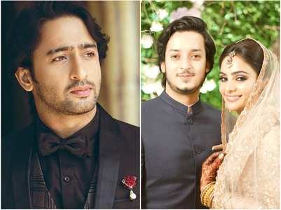 Shaheer's brother ties the knot in Mumbai