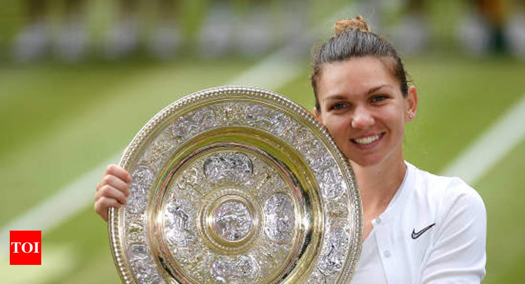 Simona Halep thwarts Serena Williams history bid with Wimbledon final triumph