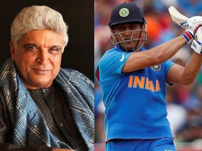 Javed on Dhoni: Why talk about his retirement?