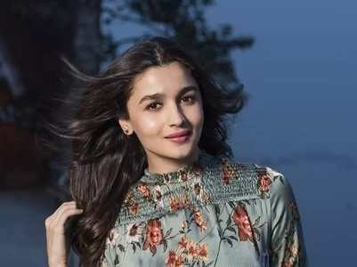 'Sadak 2': Alia preps for the Ooty schedule
