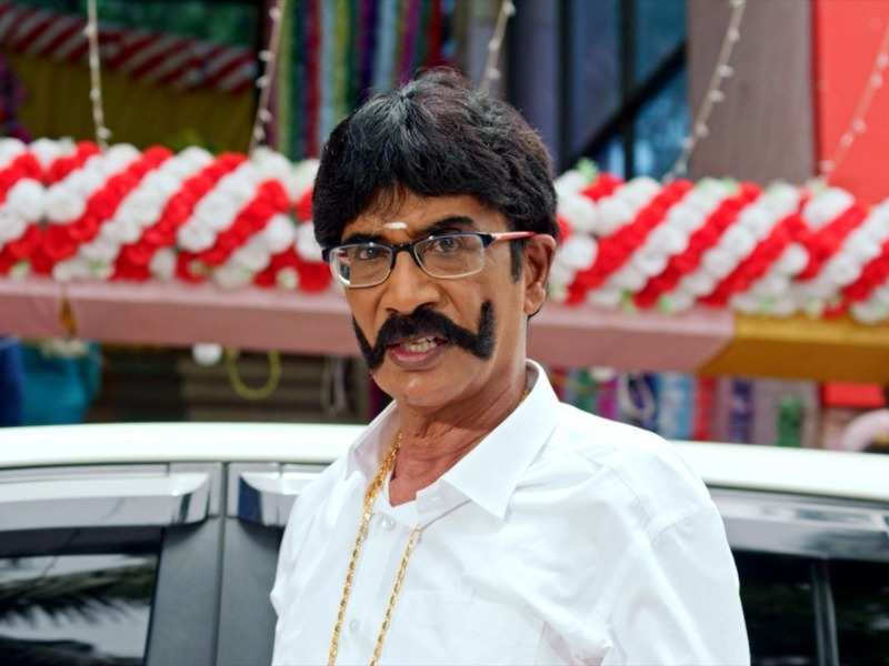Manobala to play a small role in Bigil?