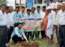 Students of Agriculture College turn green volunteers with vruksha dindi