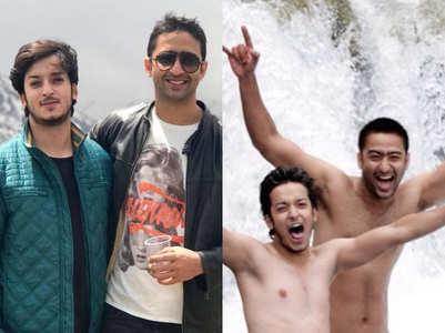 Shaheer's emotional note for his brother
