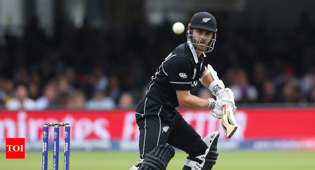 Kane Williamson becomes captain with most runs in a World Cup
