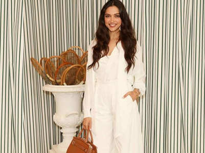 Pics: Deepika attends the Wimbledon final