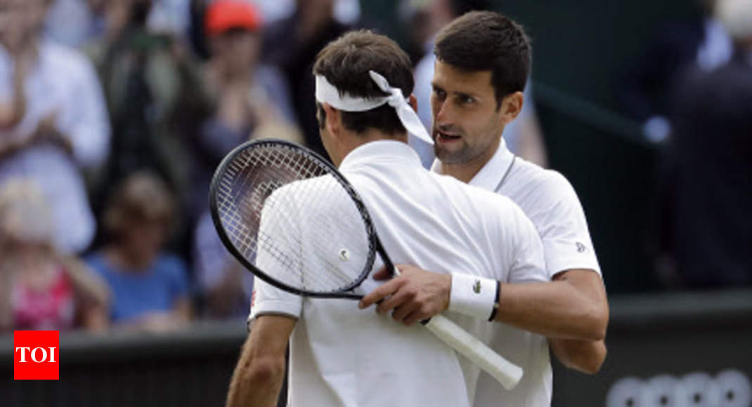 'When they chant Roger, I hear Novak': Novak Djokovic admits 'toughest' Wimbledon win
