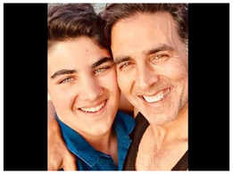 Did you know that Akshay Kumar loves cricket while his son Aarav hates the sport?