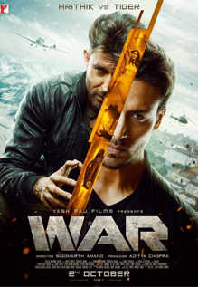 War Movie Showtimes Review Songs Trailer Posters News