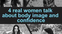 4 real women talk about body image and confidence