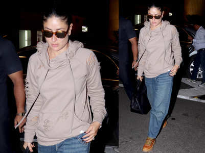 You will be surprised to know the price of Kareena Kapoor's ripped jacket!