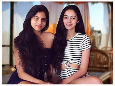Watch: Ananya and Suhana's dance video