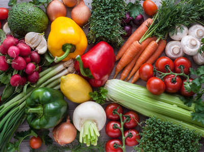 Healthy food: defending the body from cancer