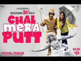 The trailer of 'Chal Mera Putt' is out