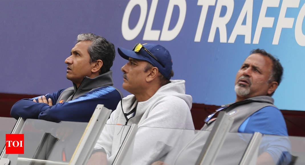 BCCI to invite fresh applications for support staff, Ravi Shastri will have to re-apply - Times of India thumbnail