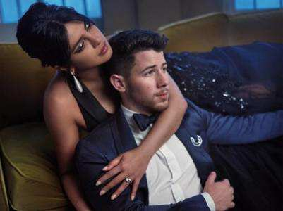 Priyanka-Nick sing 'Sucker' on karaoke night