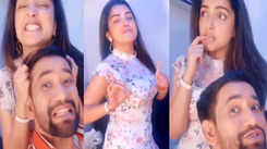 Bhojpuri sensations Nirahua and Aamrapali sizzle in fun dance video, fans ask duo to get married