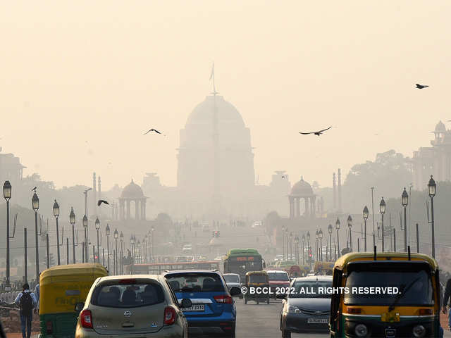 IIT Delhi is also working on a device to monitor air pollution levels.