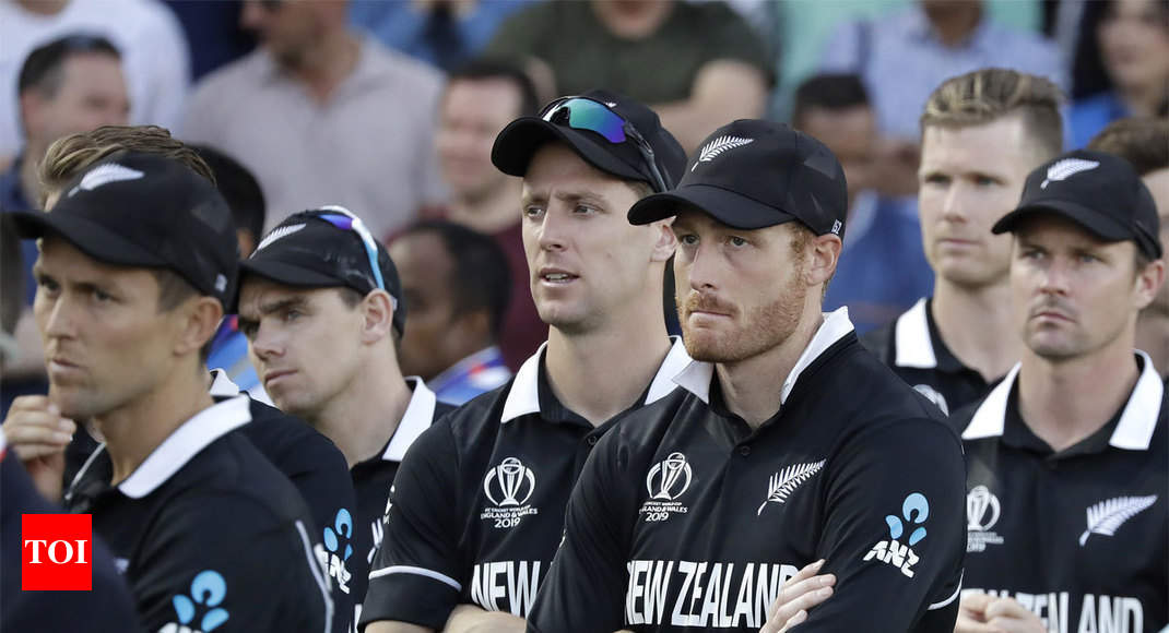 New Zealand coach wants rules review after 'hollow' World Cup final