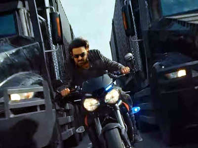 Saaho: Makers spent 70 crore for 8 min scene?