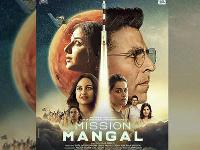 Akshay reveals Mission Mangal's trailer date