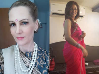 #SareeTwitter is a thing on internet today and you can't miss the beautiful photos!