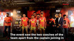 Gujarat's kabaddi team recently launched their PKL campaign in Ahmedabad
