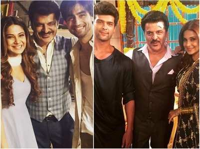 Rajesh shares pic with his co-stars